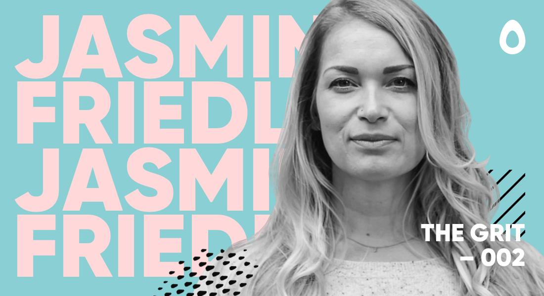 The career path of the new Head of Design at Intercom: Jasmine Friedl