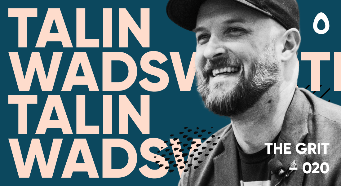How XD changed Adobe with Talin Wadsworth, the Lead Designer at Adobe XD