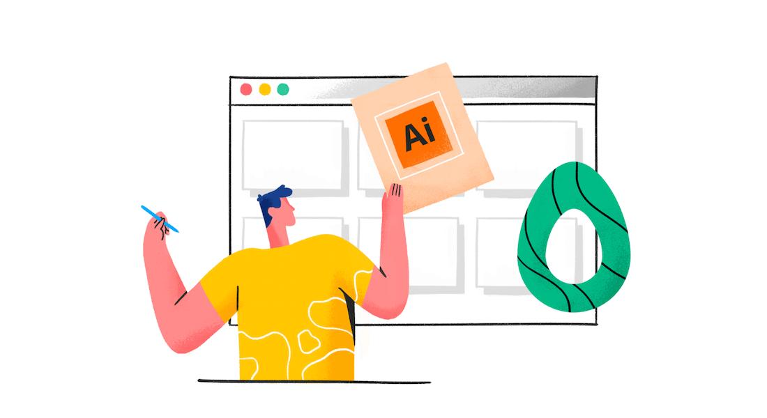 How to open Adobe Illustrator design filesonline?