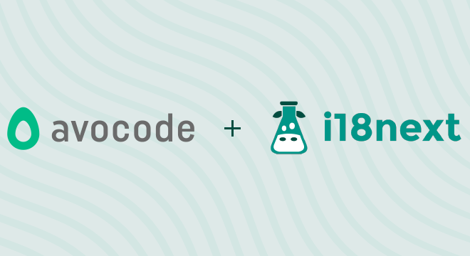 How we translated the Avocode website written in Next.js with the i18next package (2/2)