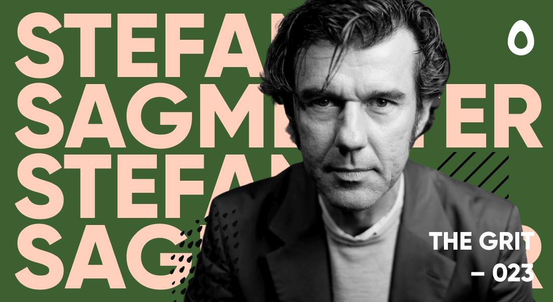 Mastering Design Thinking withStefan Sagmeister