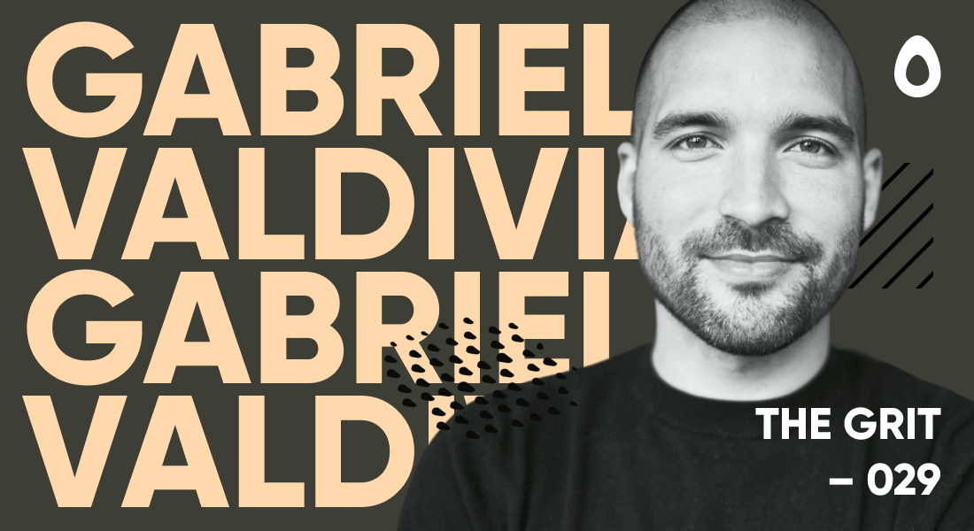 Using a growth mindset to advance in your career with Gabriel Valdivia